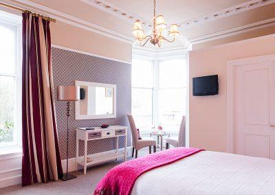B&B family room dunkeld Scotland